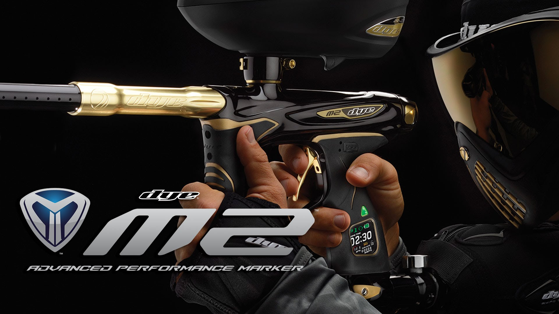 Dye M2 Review Paintball Media